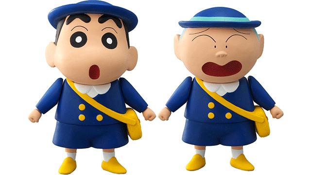 クレヨン 風間 しんちゃん トオル